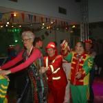 Carnaval in Wijkcentrum Pannenschuur